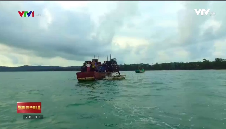S - Việt Nam: Hành trình khám phá đặc sản Cô Tô