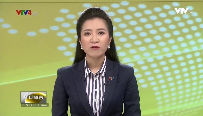 Bản tin tiếng Trung - 09/8/2017