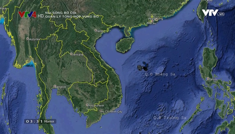 Núi sông bờ cõi: Quản lý tổng hợp vùng bờ