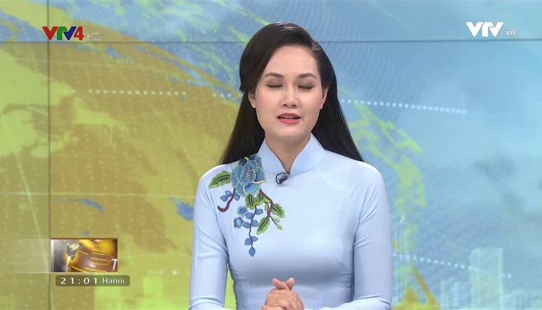 Bản tin tiếng Việt 21h VTV4 - 14/8/2017
