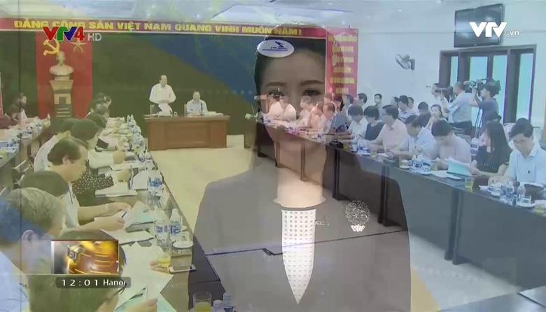 Bản tin tiếng Việt 12h VTV4 - 15/8/2017