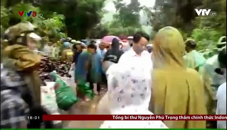 Bản tin 16h VTV8 - 18/8/2017