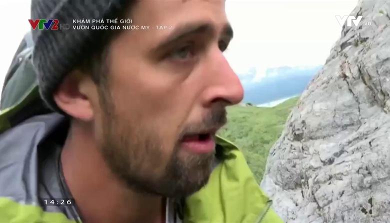 Khám phá thế giới: Vườn quốc gia nước Mỹ - Tập 2