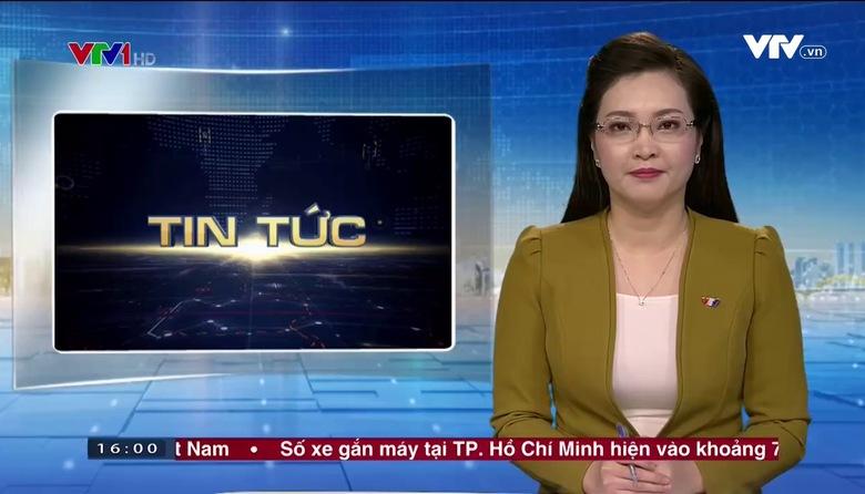 Thời sự 16h VTV1 - 18/8/2017