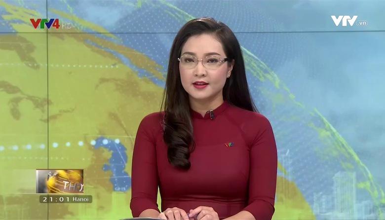 Bản tin tiếng Việt 21h VTV4 - 19/8/2017