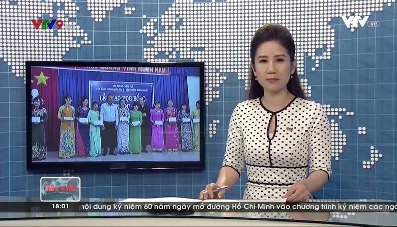Tin tức 18h VTV9 - 19/8/2017