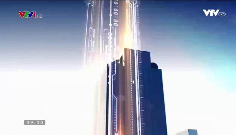 Thời sự 9h VTV1 - 21/8/2017