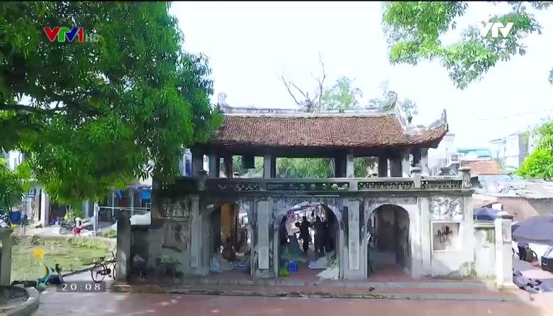 S - Việt Nam: Vui mà vội nghề nón làng Chuông