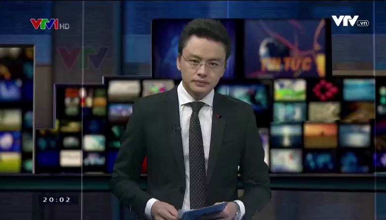 Thời sự 20h VTV1 - 22/8/2017
