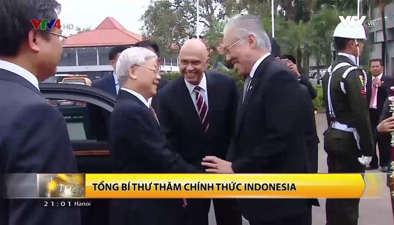 Bản tin tiếng Việt 21h VTV4 - 22/8/2017
