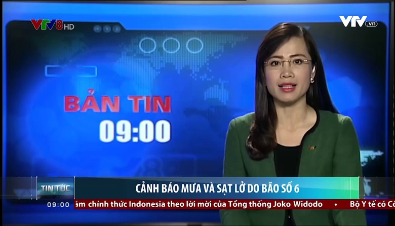 Bản tin 9h VTV8 - 23/8/2017
