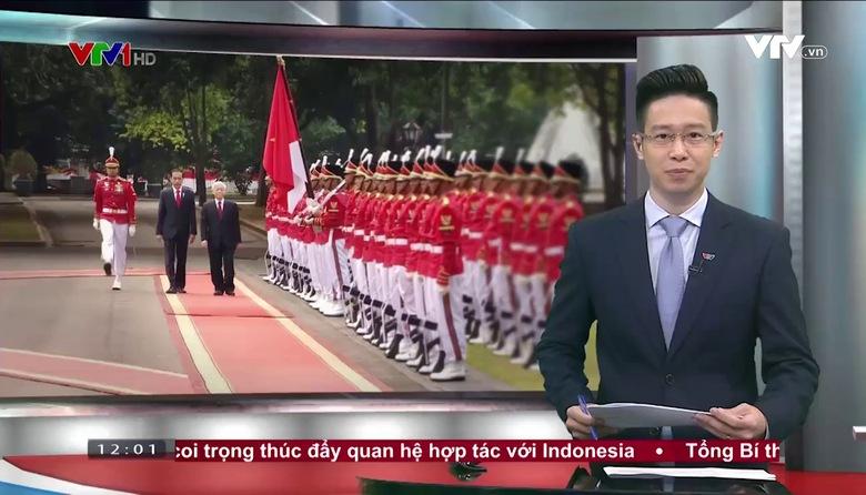 Thời sự 12h VTV1 - 23/8/2017