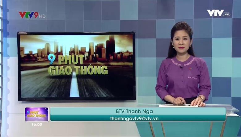 Tin tức 16h VTV9 - 24/8/2017