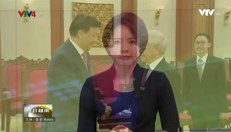 Bản tin tiếng Trung - 19/9/2017