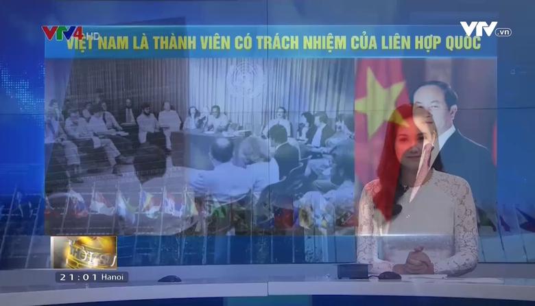 Bản tin tiếng Việt 21h VTV4 - 19/9/2017