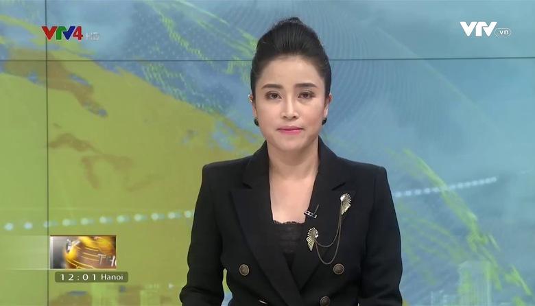 Bản tin tiếng Việt 12h VTV4 - 20/9/2017