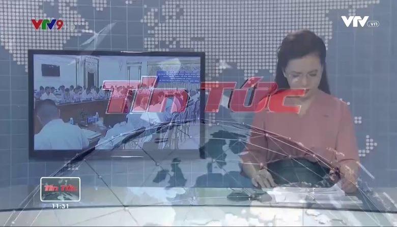 Tin tức 11h30 VTV9 - 25/9/2017