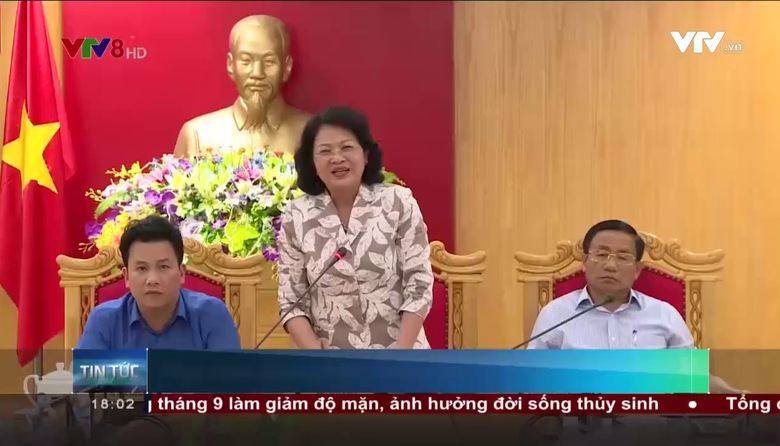Bản tin 18h VTV8 - 26/9/2017