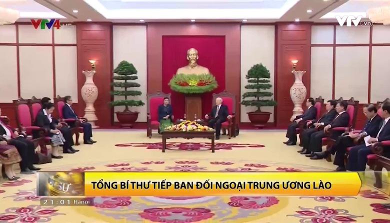 Bản tin tiếng Việt 21h VTV4 - 26/9/2017