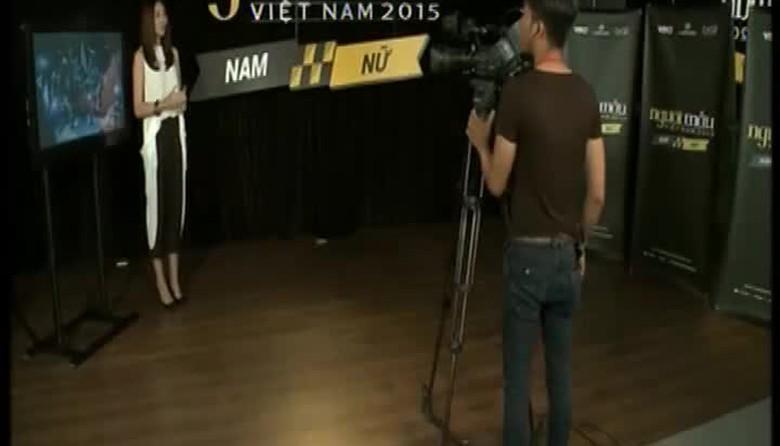 Người mẫu Việt Nam - 06/9/2015