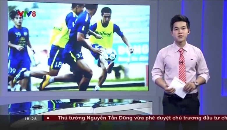 Thể thao 18h - 05/01/2016