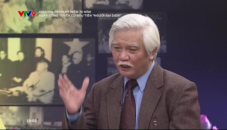 Chương trình kỷ niệm 70 năm ngày Tổng tuyển cử đầu tiên