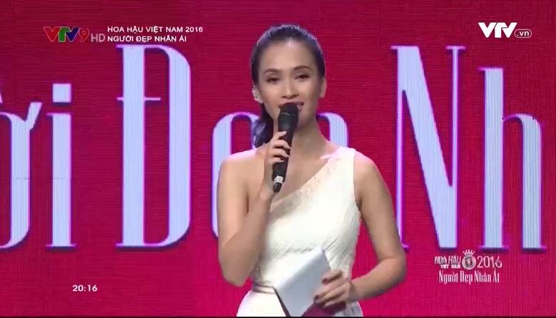 Hoa hậu Việt Nam 2016: Người đẹp nhân ái - 24/7/2016