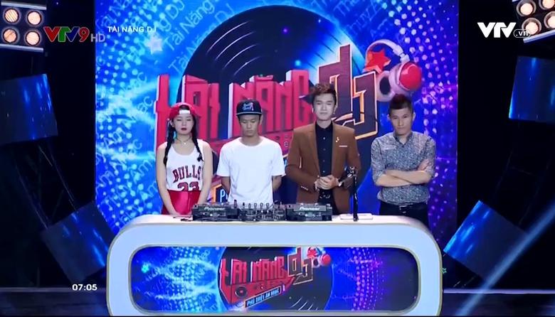 Tài năng DJ - 12/8/2016