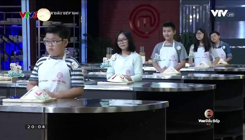 Vua đầu bếp nhí - 11/12/2016