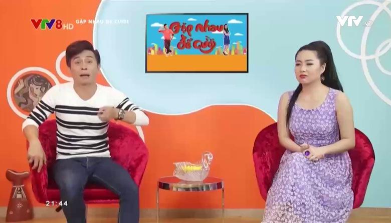 Gặp nhau để cười (VTV8) - 24/12/2016