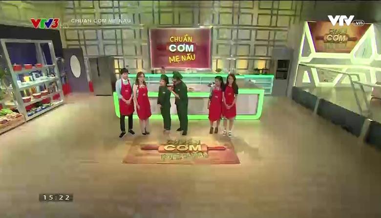 Chuẩn cơm mẹ nấu - 26/02/2017
