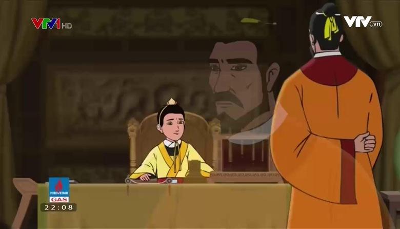 Hào khí ngàn năm: Vua Trần Thái Tông trong thời kỳ đầu lên cầm quyền