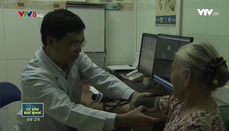Tư vấn sức khỏe: Bệnh tim ở người cao tuổi