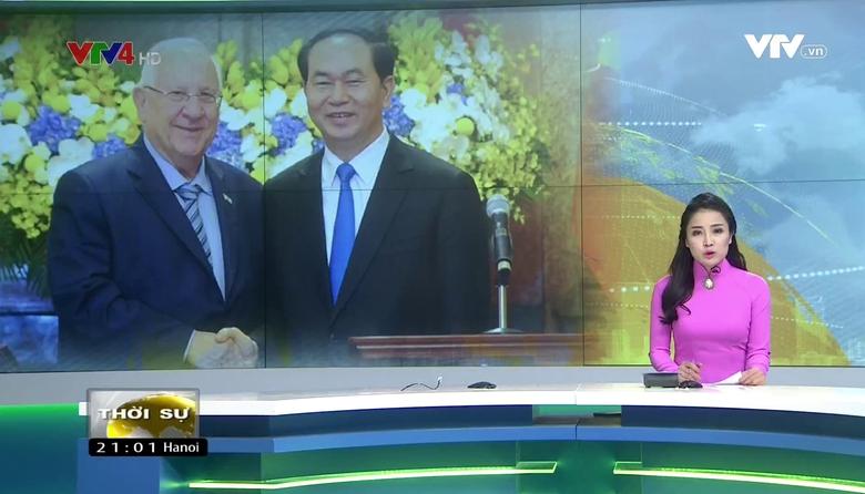 Bản tin tiếng Việt 21h - 20/3/2017
