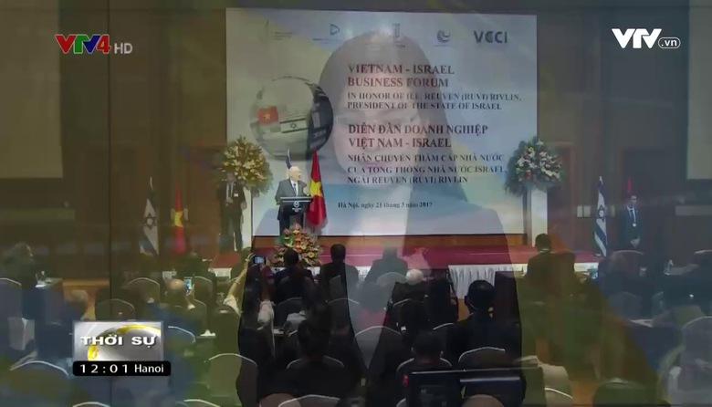 Bản tin tiếng Việt 12h - 21/3/2017