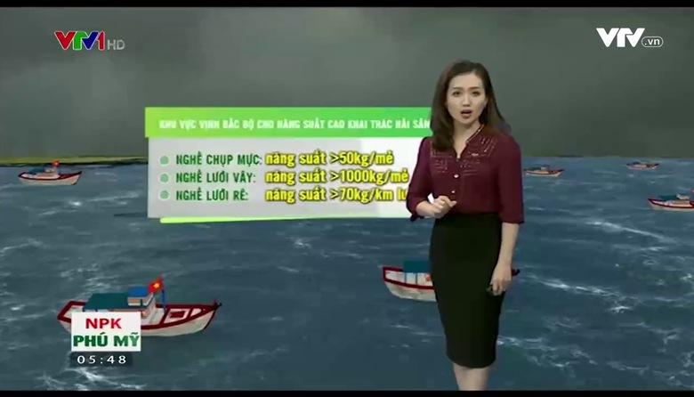 Bản tin thời tiết nông vụ - 26/3/2017