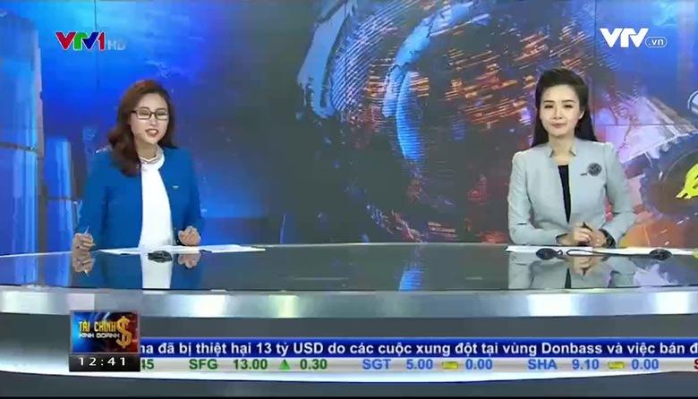 Tài chính kinh doanh trưa - 30/3/2017
