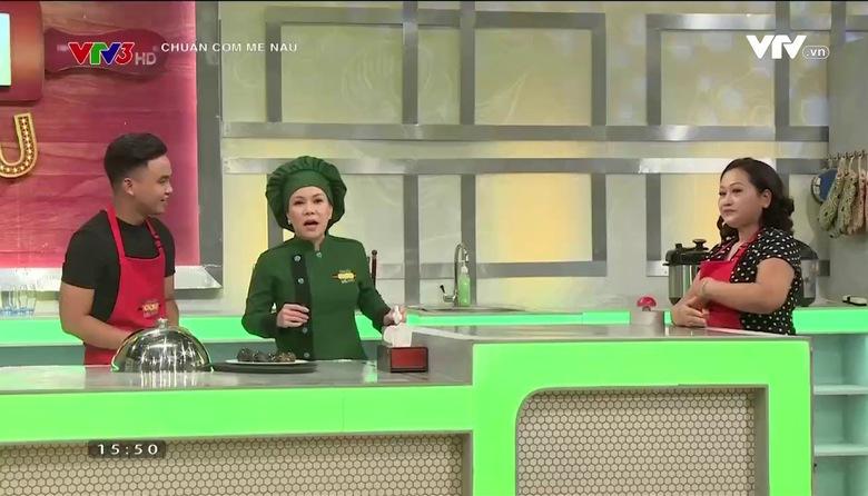 Chuẩn cơm mẹ nấu - 16/4/2017