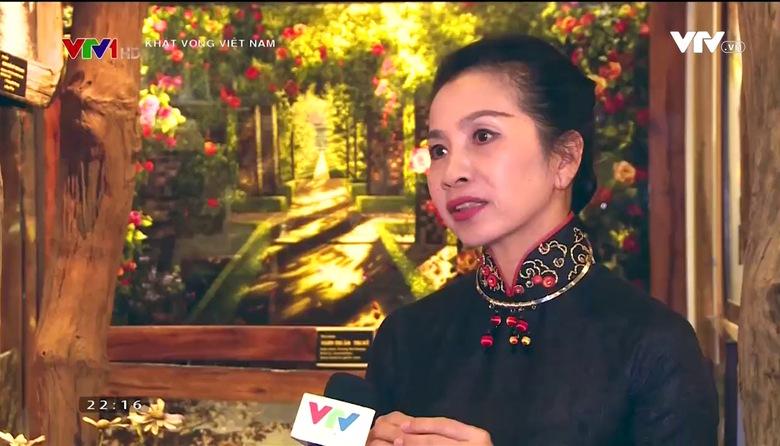 Khát vọng Việt Nam: Võ Văn Quân - Vũ điệu của chỉ