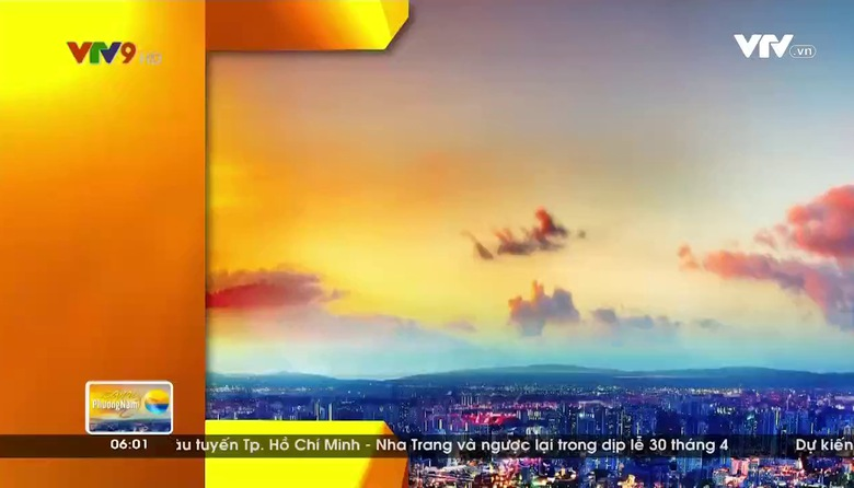 Sáng Phương Nam - 27/4/2017