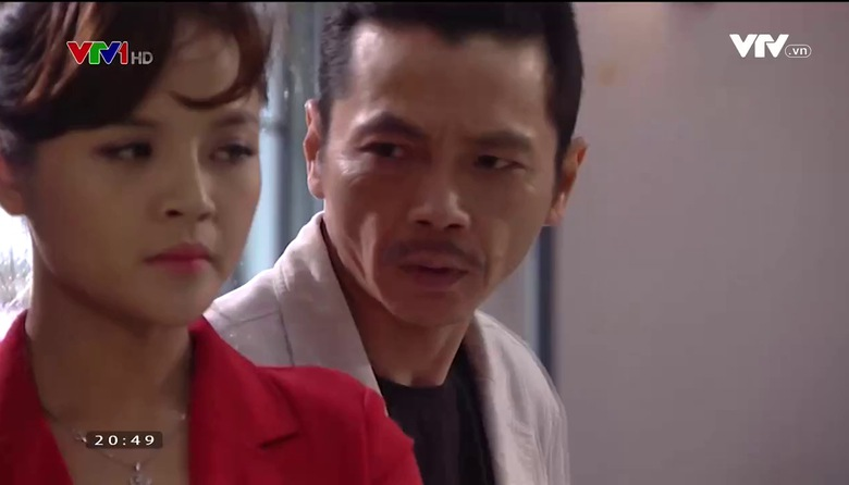 Phim truyện: Nơi ẩn nấp bình yên - Tập 15