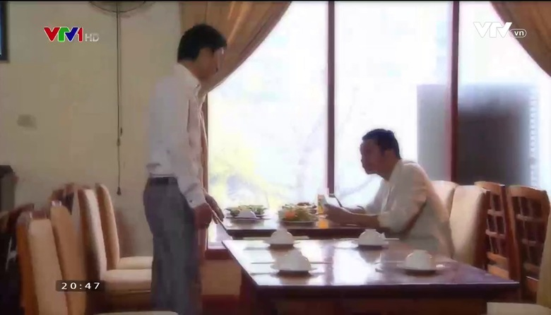 Phim truyện: Nơi ẩn nấp bình yên - Tập 16