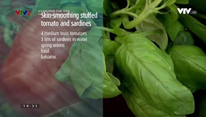 Khám phá thế giới: Thực phẩm làm đẹp da - Tập 12