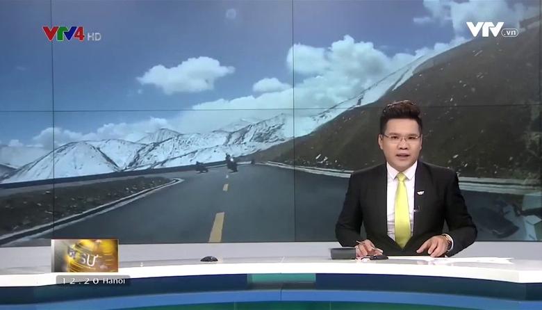 Trải nghiệm Biker Việt đến vùng đất Tây Tạng