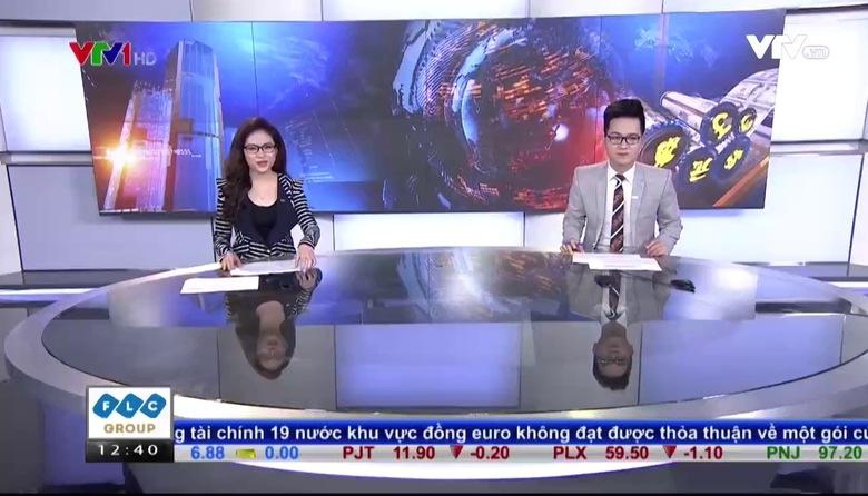 Tài chính kinh doanh trưa - 24/5/2017