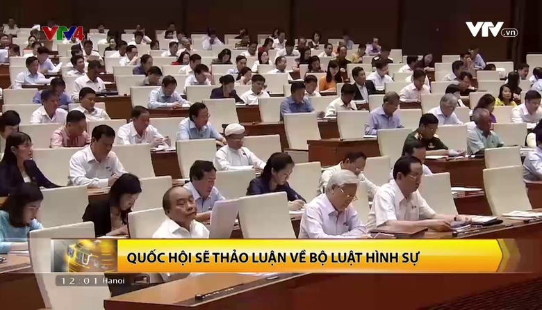 Bản tin tiếng Việt 12h - 24/5/2017