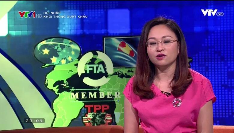 Hội nhập: Tháo gỡ rào cản cho xuất khẩu hàng hóa