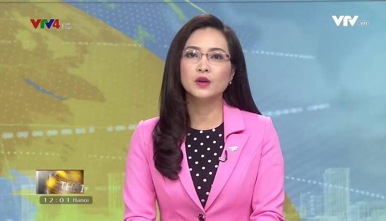 Bản tin tiếng Việt 12h - 25/5/2017