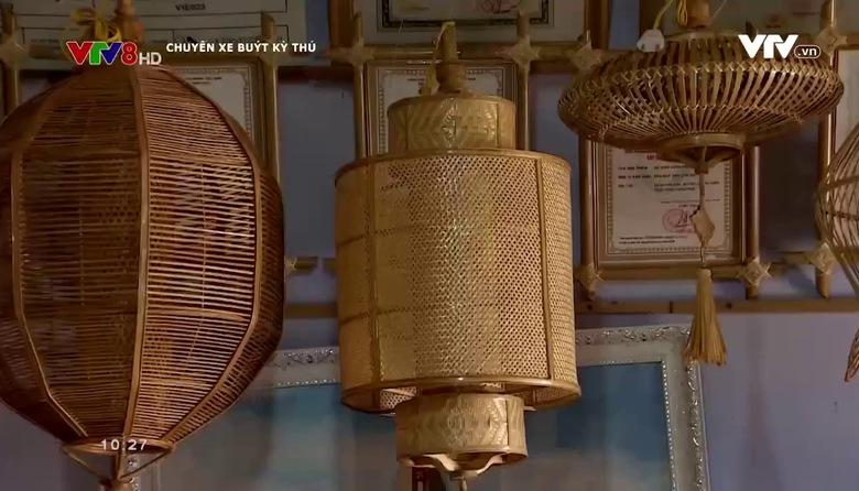 Chuyến xe buýt kỳ thú:Thừa Thiên Huế - Về làng nghề đan lát Bao La