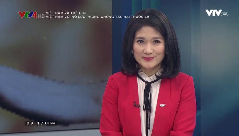 Việt Nam và Thế giới Việt Nam: với nỗ lực phòng chống tác hại thuốc lá